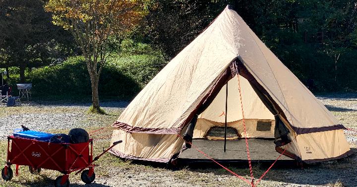 【キャンプ初心者が教える】キャンプに最低限必要な道具