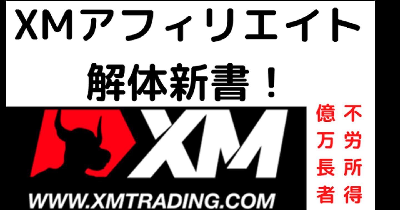 XMアフィリで300万以上儲けるための戦術を経験者が漏らします!