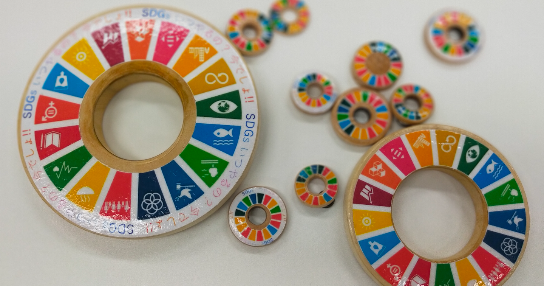 SDGs手作りに挑戦
